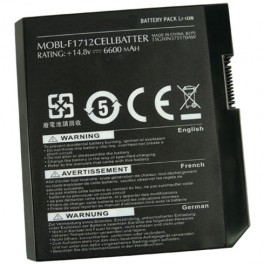 Dell 15G10N375120AW Laptop Battery for  Alienware M17X  Alienware M17x R3