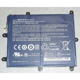 Acer BAT1012 Laptop Battery for  ICONIA TAB A200 Series