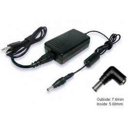 Hp 380467-001 Laptop AC Adapter for  540  EliteBook 2530p
